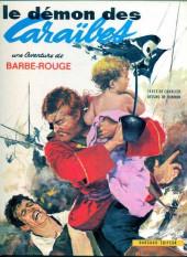 Barbe-Rouge -1b1974- Le démon des caraïbes