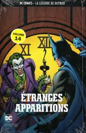 DC Comics - La légende de Batman -1416- Étranges apparitions