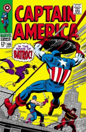 Captain America (1968) -105- In the name of batroc!