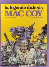Mac Coy -1c93- La légende d'Alexis Mac Coy