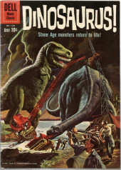 Four Color Comics (Dell - 1942) -1120- Dinosaurus!