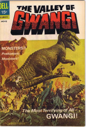 Movie Classics (Dell - 1962) -880- The Valley of Gwangi