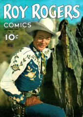 Four Color Comics (Dell - 1942) -38- Roy Rogers comics