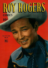 Four Color Comics (Dell - 1942) -63- Roy Rogers comics