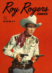 Four Color Comics (Dell - 1942) -95- Roy Rogers comics