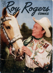Four Color Comics (Dell - 1942) -117- Roy Rogers comics