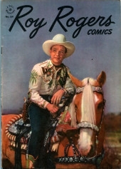 Four Color Comics (Dell - 1942) -124- Roy Rogers comics