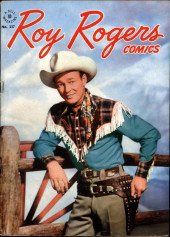 Four Color Comics (Dell - 1942) -137- Roy Rogers comics