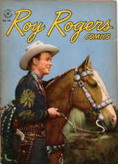 Four Color Comics (Dell - 1942) -144- Roy Rogers comics