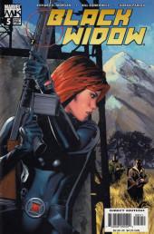 Black Widow Vol. 3 (Marvel - 2004) -5- Part 5: A field in the east
