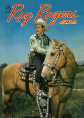 Four Color Comics (Dell - 1942) -153- Roy Rogers comics