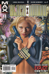 Black Widow Vol. 1 (Marvel MAX - 2002) -2- Pale little spider part the second