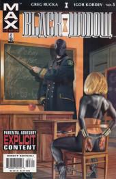 Black Widow Vol. 1 (Marvel MAX - 2002) -3- Pale little spider part the third