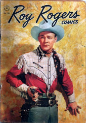 Four Color Comics (Dell - 1942) -160- Roy Rogers comics
