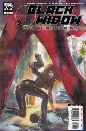Black Widow : The things they say about her (Marvel - 2005) -1- Part 1: The Things They Say About Her