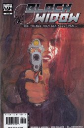 Black Widow : The things they say about her (Marvel - 2005) -2- Part 2: What do you really deep down want?