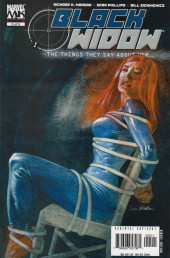 Black Widow : The things they say about her (Marvel - 2005) -5- Part 5: Do you feel better now?