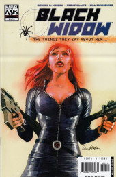 Black Widow : The things they say about her (Marvel - 2005) -6- Part 6: Welcome to the game