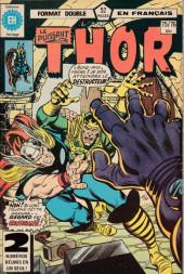 Thor (Éditions Héritage) -7576- Ainsi tombe le royaume éternel !