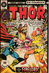 Thor (Éditions Héritage) -56- La fureur de Firelord !