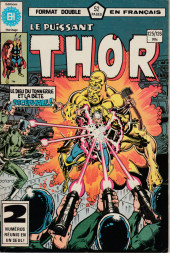 Thor (Éditions Héritage) -125126- Le dieu du tonnerre et la Bi-Bête !