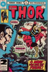 Thor (Éditions Héritage) -7778- Ô mort, ton nom est mon frère !