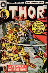 Thor (Éditions Héritage) -55- Le temple au bout du temps !