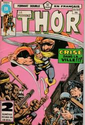 Thor (Éditions Héritage) -121122- Plus de peine qu'un dieu peut...