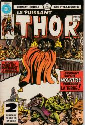 Thor (Éditions Héritage) -123124- Un serpent venu des cieux !