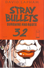 Stray Bullets: Sunshine & Roses (2015) -32- Mojo and donuts