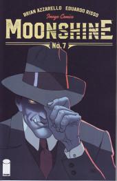 Moonshine (Image comics - 2016) -7- Misery Train - Part 1
