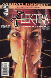 Elektra (2001) -18- Standing outside the temple in the rain part three