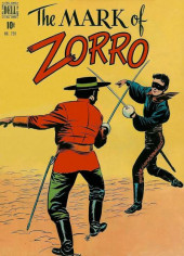 Four Color Comics (Dell - 1942) -228- The Mark of Zorro