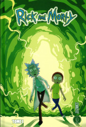 Rick and Morty -1- Tome 1
