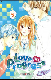 Love in progress -5- Tome 5