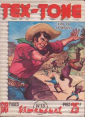 Tex-Tone -18- Tex-Tone et le crâneur