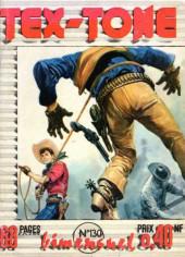 Tex-Tone -130- La terrible chevauchée