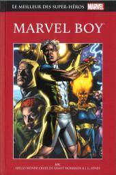 Marvel Comics : Le meilleur des Super-Héros - La collection (Hachette) -56- Marvel Boy
