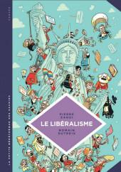 La petite Bédéthèque des Savoirs -22- Le libéralisme, enquête sur une galaxie floue