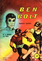 Ben Bolt - Aventures sportives -4- Le grand combat !!!