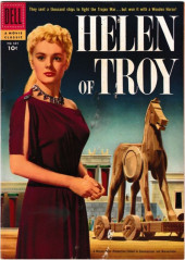 Four Color Comics (Dell - 1942) -684- Helen of Troy