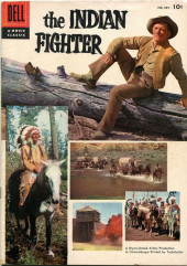 Four Color Comics (Dell - 1942) -687- The Indian Fighter