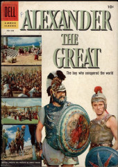 Four Color Comics (Dell - 1942) -688- Alexander the Great