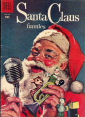 Four Color Comics (Dell - 1942) -867- Santa Claus Funnies