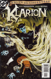Seven soldiers: Klarion the witch boy (2005) -1- From this world to that which is to come