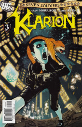 Seven soldiers: Klarion the witch boy (2005) -3- The deviant ones