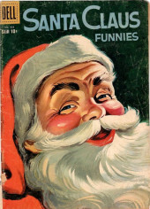 Four Color Comics (Dell - 1942) -958- Santa Claus Funnies