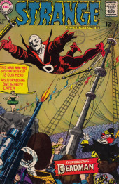 Strange adventures (1950) -205- How has been lying in my grave?