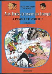 Alex, Eurêka et l'Inspecteur Lestaque