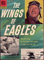 Four Color Comics (Dell - 1942) -790- The Wings of Eagles